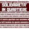 La solidarietà ai tempi della quarantena