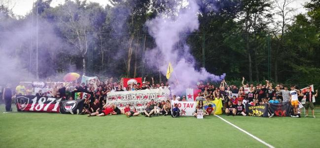 Appunti dal torneo di calcio antirazzista di Bruxelles