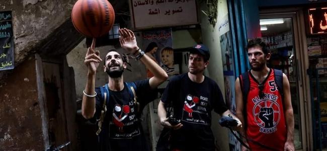 Basket Beats Borders: a Shatila con amore