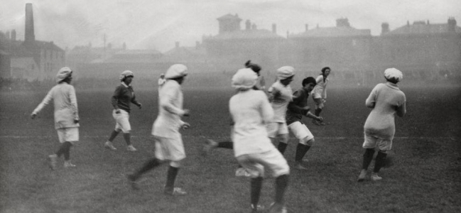 Come gli uomini hanno frenato lo sviluppo del calcio femminile