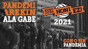 Bilbao 2020 Eurocopa Honi Ez. Bilbao 2020 No a quest'Europeo