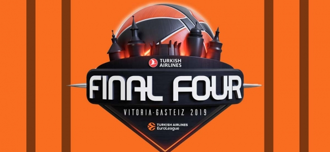 Le proteste dei baschi in occasione della final-four di Eurolega