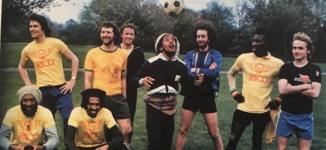 Bob Marley e The House of Dread Football Club