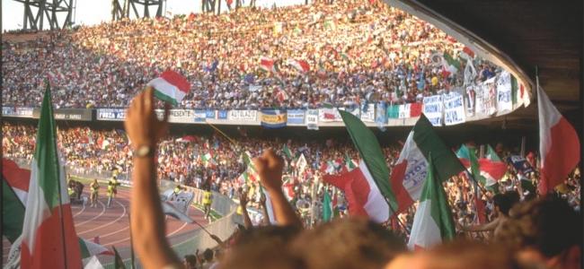 Italia 90, storie di stadio