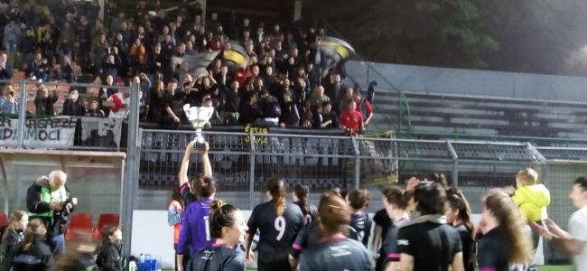 Il pane, le rose, il campionato e la Coppa: le grigionere vincono tutto!