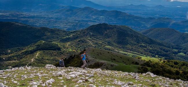 Escursioni partigiane: la battaglia del Monte Tancia