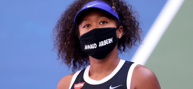 Naomi Osaka e un tennis cosciente