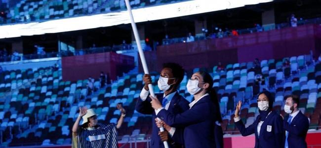 Una non-nazione alle Olimpiadi: il team dei rifugiati