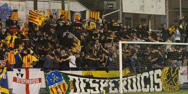 L'autentico derby di Barcellona non trova un vincitore (UE Sant Andreu – CE Europa 1-1)